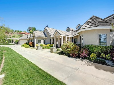 Castaic Single Family Home For Sale: 30123 Sharp Road