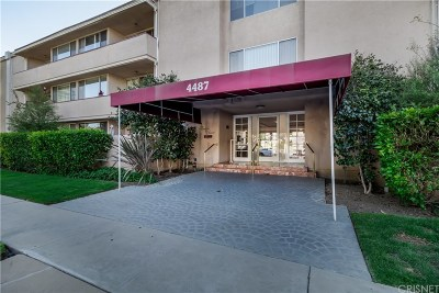 Sherman Oaks Condo/Townhouse Active Under Contract: 4487 Colbath Avenue #302