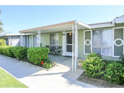 Newhall Condo/Townhouse Active Under Contract: 19203 Avenue Of The Oaks #B