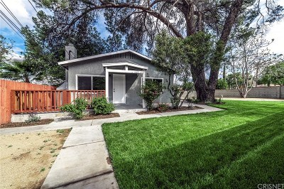 Shadow Hills Single Family Home For Sale: 9657 Sunland Place