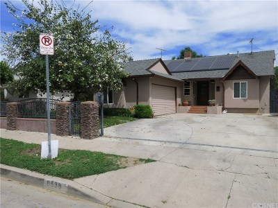 Northridge Single Family Home For Sale: 8538 Etiwanda Avenue