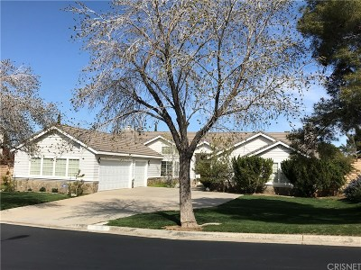 Palmdale Single Family Home For Sale: 41160 Myrtle Street