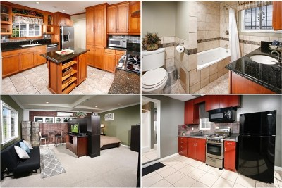 North Hollywood Single Family Home For Sale: 6047 Colfax Avenue