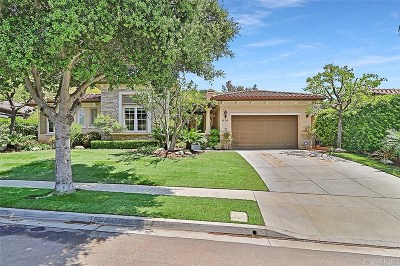 Thousand Oaks Single Family Home For Sale: 654 North Conejo School Road