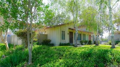 Thousand Oaks Condo/Townhouse For Sale: 1652 Orinda Court