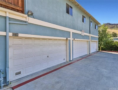 Agoura Hills Condo/Townhouse For Sale: 5338 Lake Lindero Drive