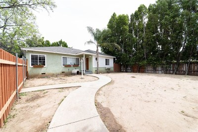 North Hills Single Family Home Active Under Contract: 8302 Gaynor Avenue