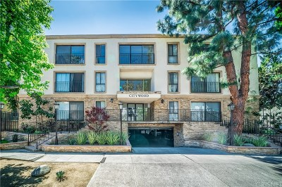 Sherman Oaks Condo/Townhouse For Sale: 15344 Weddington Street #303