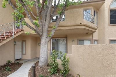 Valencia Condo/Townhouse For Sale: 23807 Del Monte Drive #126