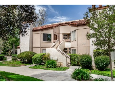 Simi Valley Condo/Townhouse Active Under Contract: 1718 Sinaloa Road #216