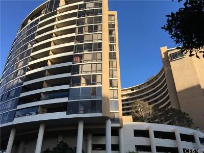 Marina Del Rey Rental For Rent: 4337 Marina City Drive #1145