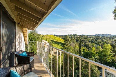 Woodland Hills Single Family Home For Sale: 4625 Reforma Road