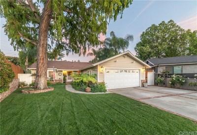 Sherman Oaks Single Family Home For Sale: 4706 Katherine Avenue