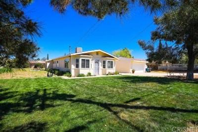 Lancaster Single Family Home For Sale: 4357 West Avenue L4