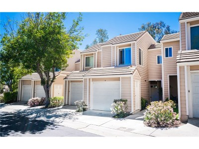 Valencia CA Condo/Townhouse For Sale: $415,000