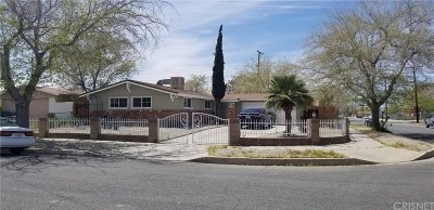 Palmdale Single Family Home For Sale: 38563 Lilacview Avenue