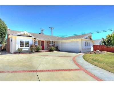 Winnetka Single Family Home For Sale: 8016 Fairchild Avenue