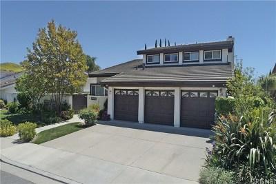 Calabasas Single Family Home Sold: 26920 Calamine Drive