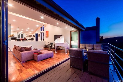 Single Family Home For Sale: 6407 La Punta Drive