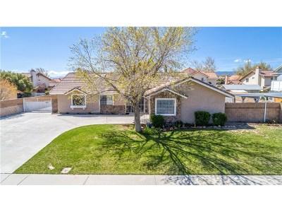Lancaster Single Family Home For Sale: 3756 West Avenue J