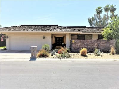 Rancho Mirage Condo/Townhouse For Sale: 1 Tulane Court