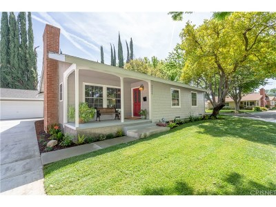 Woodland Hills Single Family Home For Sale: 22227 Archwood Street