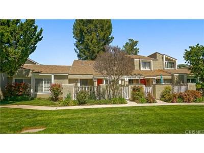 Valencia Condo/Townhouse For Sale: 24229 Trevino Drive