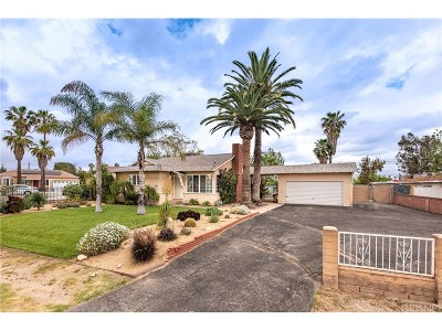 North Hollywood Single Family Home For Sale: 8236 Webb Avenue