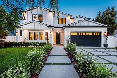 Sherman Oaks Single Family Home For Sale: 4146 Allott Avenue