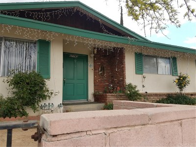 Palmdale Single Family Home For Sale: 37743 Gilworth Avenue