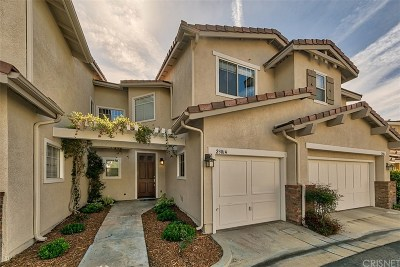 Valencia Condo/Townhouse For Sale: 23014 Cheyenne Drive #151