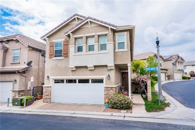 Santa Clarita, Canyon Country, Newhall, Saugus, Valencia, Castaic, Stevenson Ranch, Val Verde Single Family Home For Sale: 29263 Dakota Drive