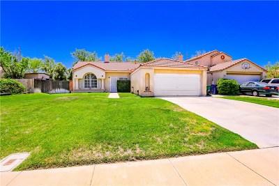 Lancaster Single Family Home For Sale: 2642 Via Romana