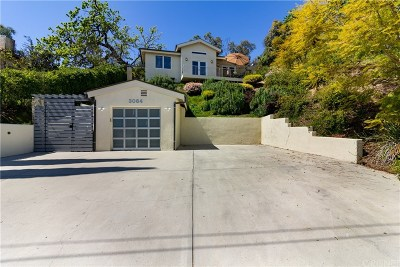 Westlake Village Single Family Home For Sale: 3064 Foothill Drive