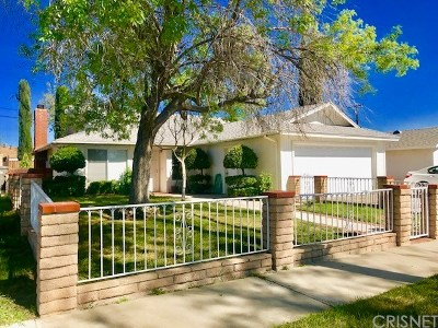 Canyon Country Single Family Home For Sale: 28038 Glasser Avenue