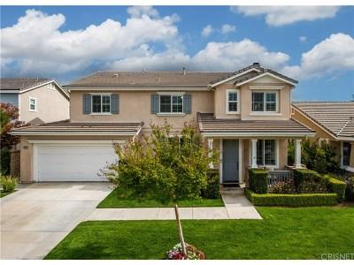 Valencia Single Family Home For Sale: 24042 Via Cresta