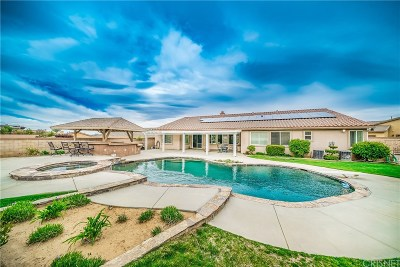 Palmdale Single Family Home For Sale: 40643 Carriage Court