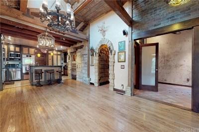 Woodland Hills Single Family Home For Sale: 4984 Topanga Canyon Boulevard