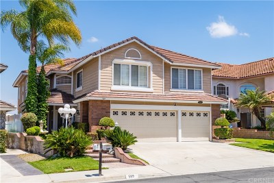 Riverside County Single Family Home For Sale: 589 Hillsborough Way