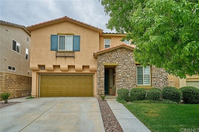 Canyon Country Single Family Home For Sale: 27151 Brown Oaks Way