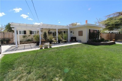Los Angeles County Single Family Home For Sale: 4812 West Avenue M-4