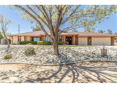 Palmdale Single Family Home For Sale: 802 Lisa Street