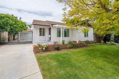 Tarzana Single Family Home For Sale: 5363 Yolanda Avenue