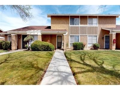 Lancaster Condo/Townhouse For Sale: 2905 West Avenue J4