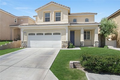 Canyon Country Single Family Home For Sale: 29459 Shannon Court