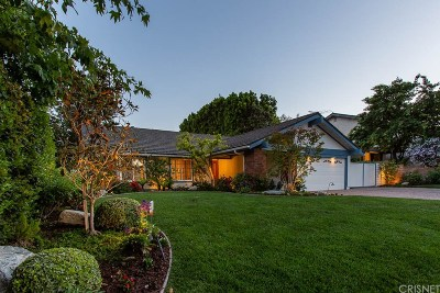 West Hills Single Family Home Sold: 23608 Spires Street