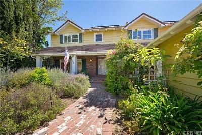Woodland Hills Single Family Home For Sale: 5014 Del Moreno Drive
