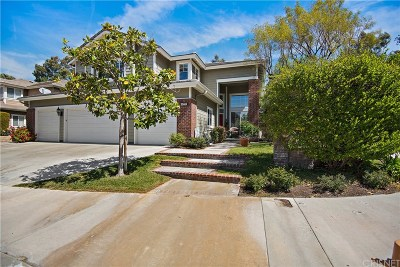 Single Family Home For Sale: 23405 Kingston Place
