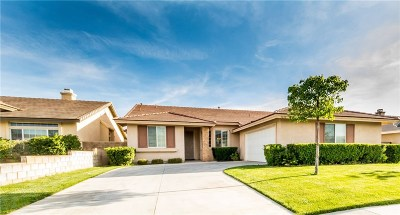 Palmdale Single Family Home For Sale: 5830 Marseilles Drive