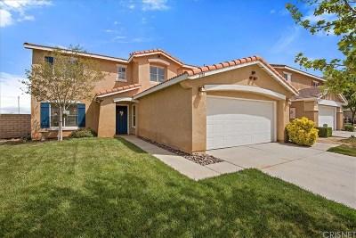 Palmdale Single Family Home For Sale: 2101 Slayton Street